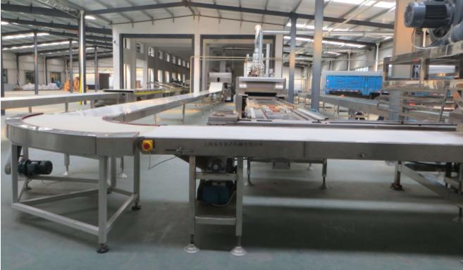 光纤激光切割机打造安全的食品机械制造