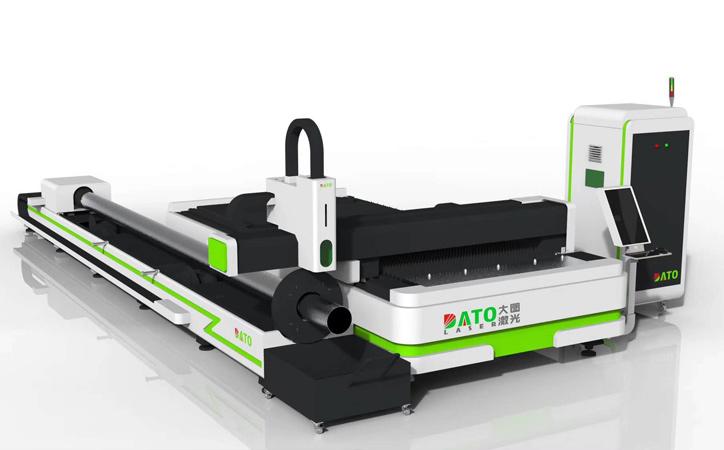 板管一体光纤激光切割机DT-F6025T