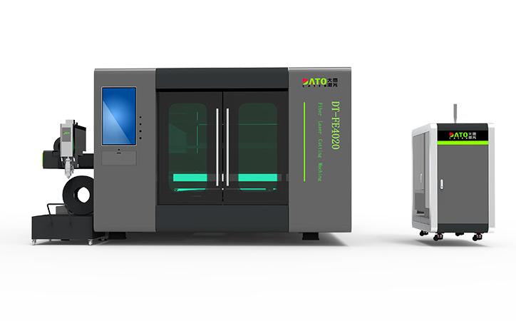 封闭式板管一体激光切割机FE4020HT 系列