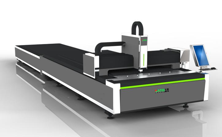 交换平台式激光切割机新款