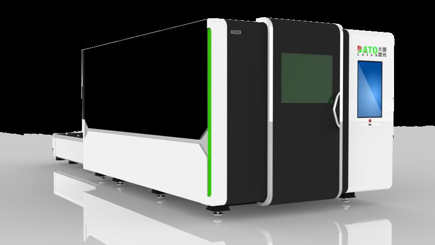 DT-FE3015HS全包围交换平台式光纤激光切割机